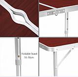 Набор мебели для пикника DT4251 Вrown (300424BR), фото 3