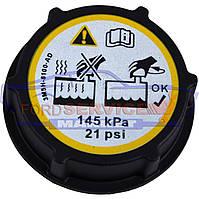 Крышка бачка охлаждения неоригинал для Ford Focus 2,3 c 04-18, C-Max 1,2 c 03-20, Fiesta 7 c 08-18, Mondeo 4 c, фото 1