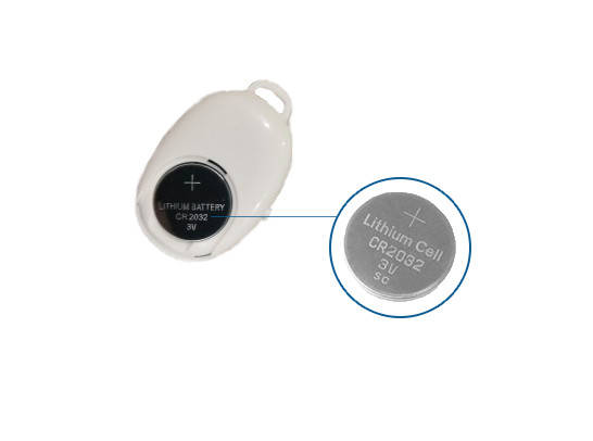 Біла кнопка, пульт Bluetooth для смартфона, фото 2