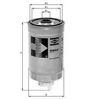 Фильтр топливный диз. 1,9TDI: AUDI A4/6; VW Passat