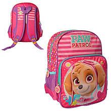 Дитячі рюкзаки для садочка Щенячии патрулі рожевий арт.MK 2154