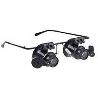 Увеличительные очки для ювелиров и часовщиков, 20X лупа, 101350