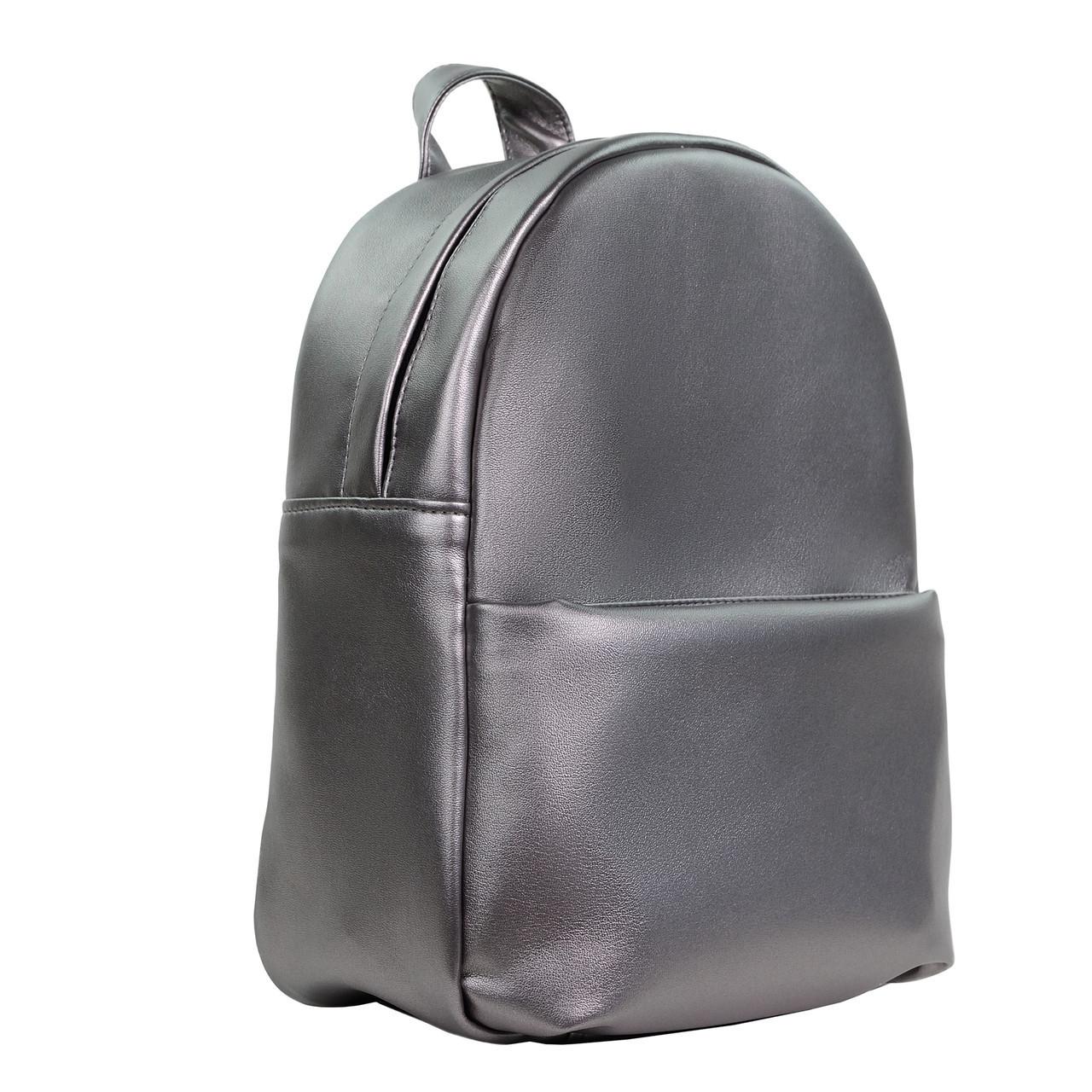 Женский рюкзак Leoma Este BEH Серебристый (11421004leo)