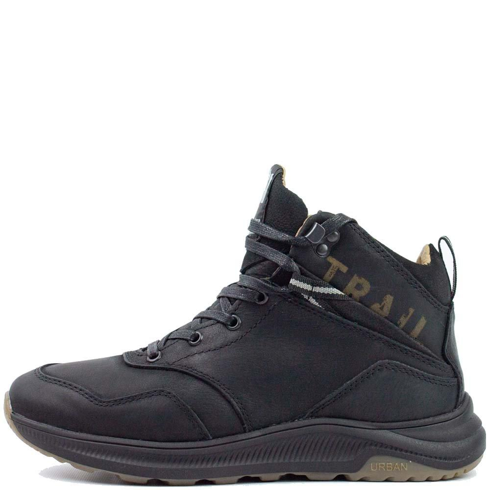 Ботинки Belvas 20135/1 М 562007 Черные