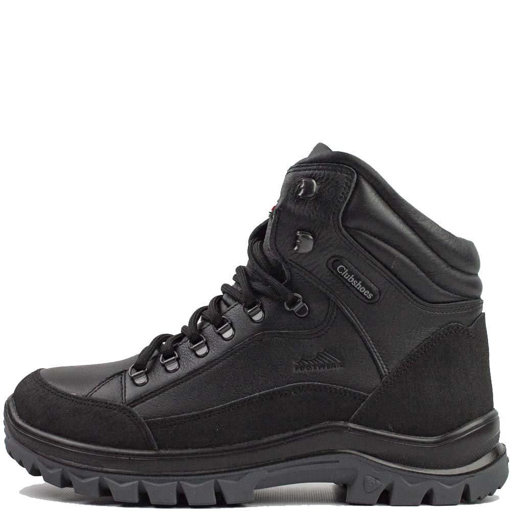 Ботинки Clubshoes 50 бот М 562126 Черные
