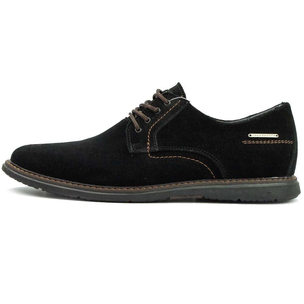 Туфли Multi-Shoes Frank HGQ2 558992 Full черные