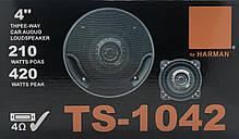 Автоакустика TS 1042 (4 420W) Harman, фото 2
