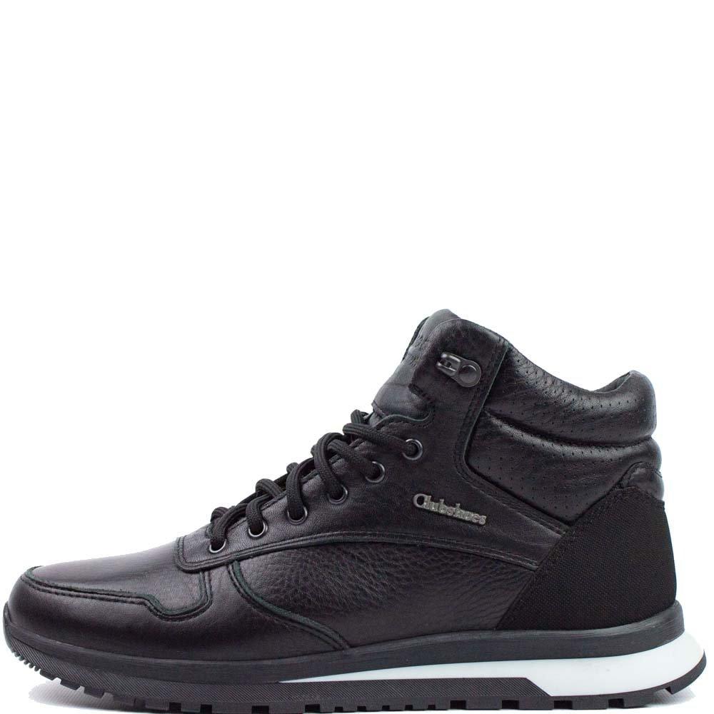 Черевики Clubshoes R (Gore tex) М 562085 Чорні