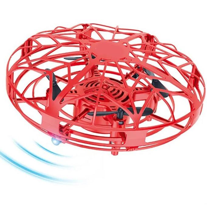 Квадрокоптер с жестовым управлением Ufo Interactive Aircraft