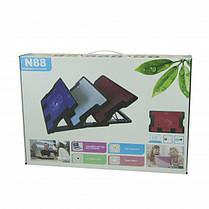 Подставка охлаждающая для ноутбука N88, фото 3