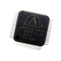 Чип AR8012-BG1A AR8012 QFP48, Сетевой контроллер 10/100Мбит, 102414