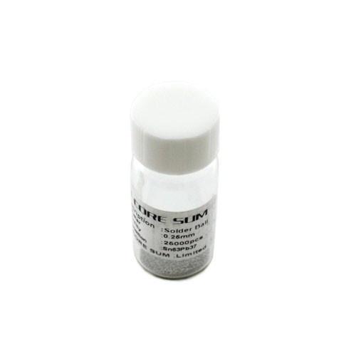Кулі для BGA реболлинга 0.25 мм 25к штук, 104493