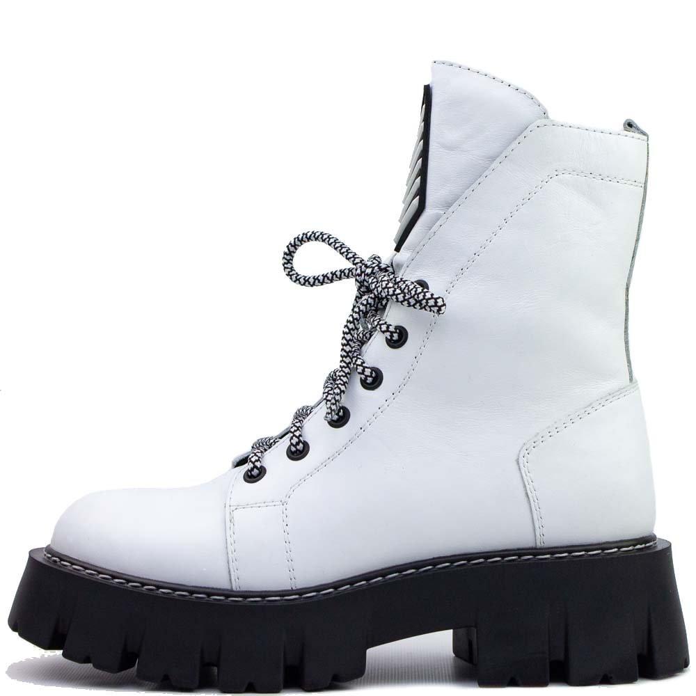 Ботинки Teona 20222 Ж 562038 Белые