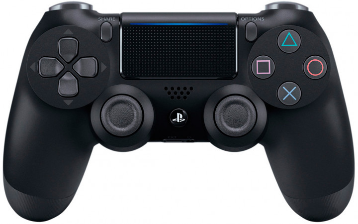 Джойстик DualShock 4 для Sony PS4 V2 Black