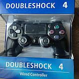 Джойстик DualShock 4 для Sony PS4 V2 Black, фото 6