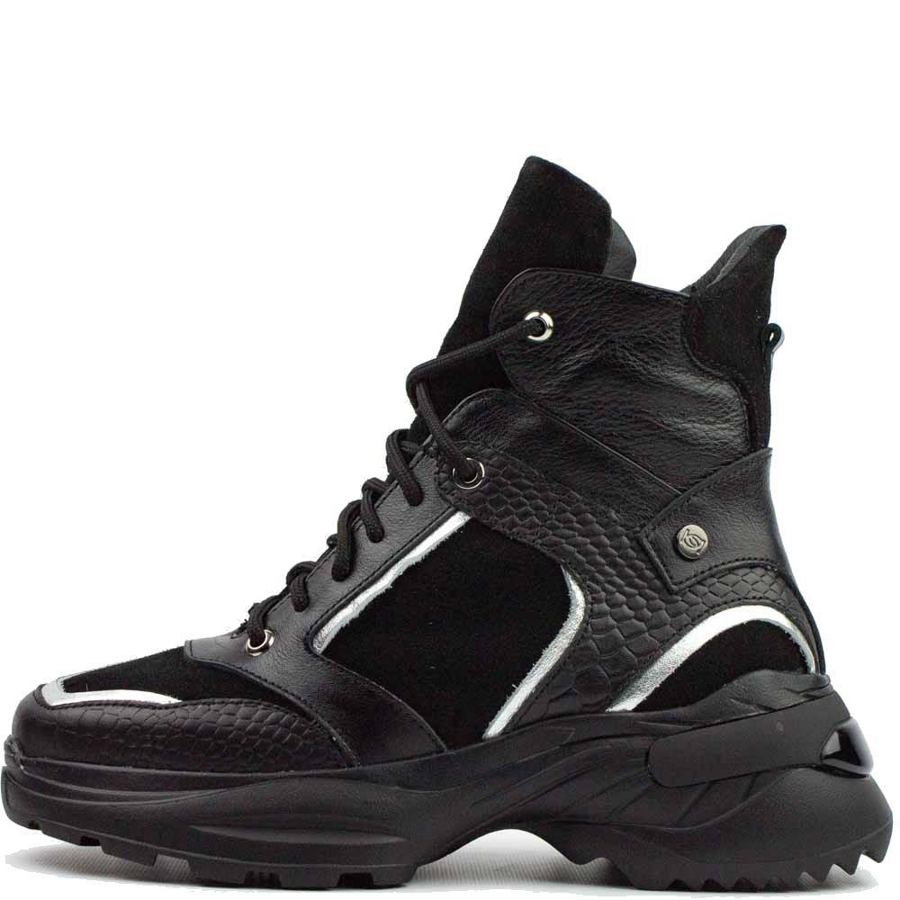 Ботинки VanKristi 014 Ж 561360 Черные