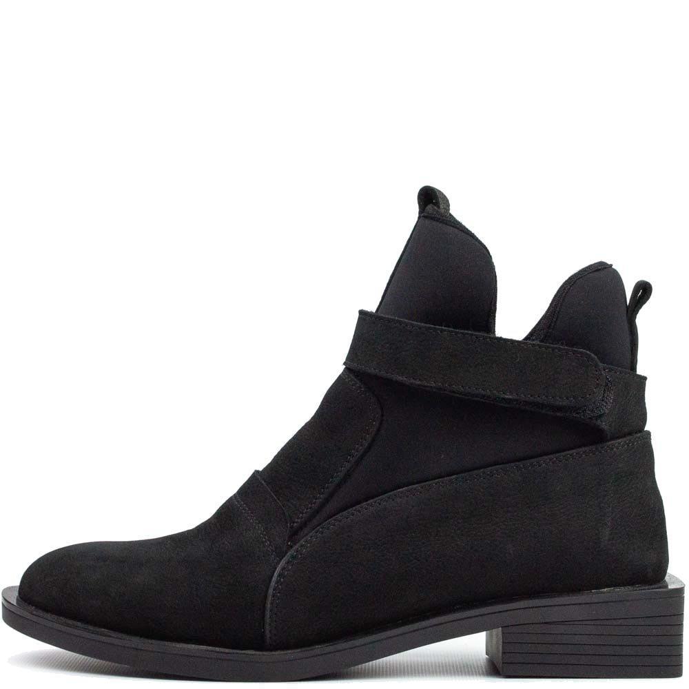 Ботинки Vikttorio Arto1 041T 559588 Two Full черные