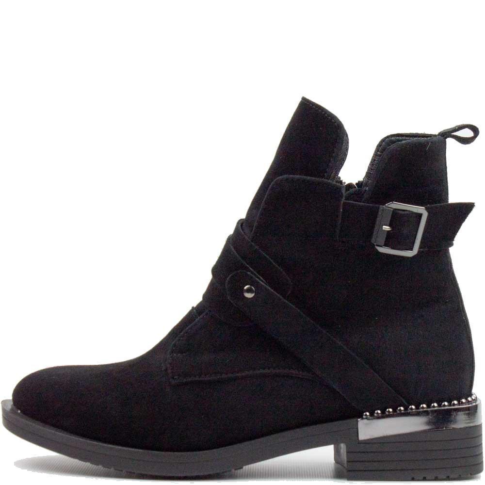Ботинки Zumer 21109 Ж 561302 Черные