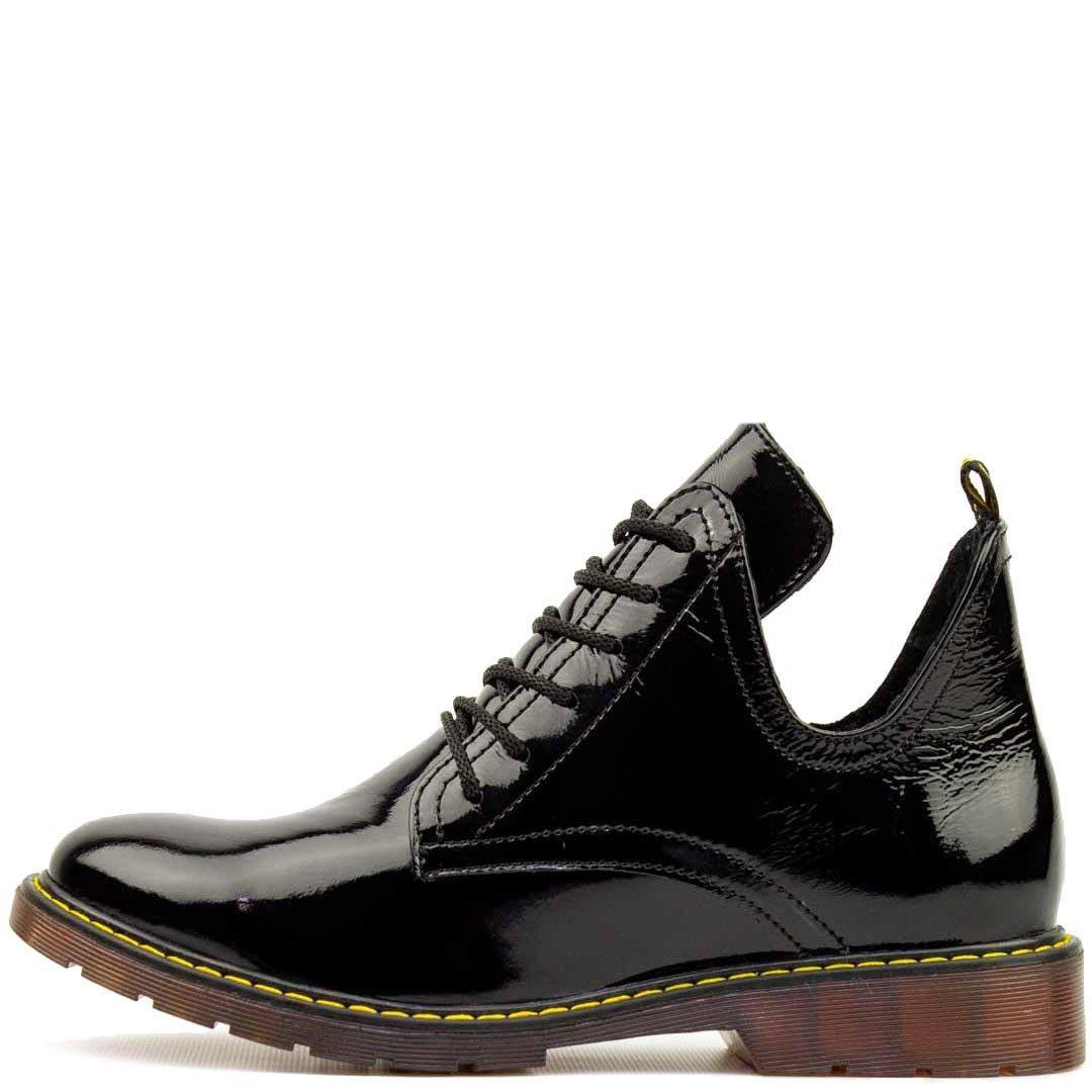Ботинки Zumer 21129 Же 561176 Черные