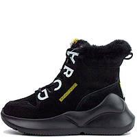 Черевики зимові Allshoes 120 HS Чорні 559675, фото 1