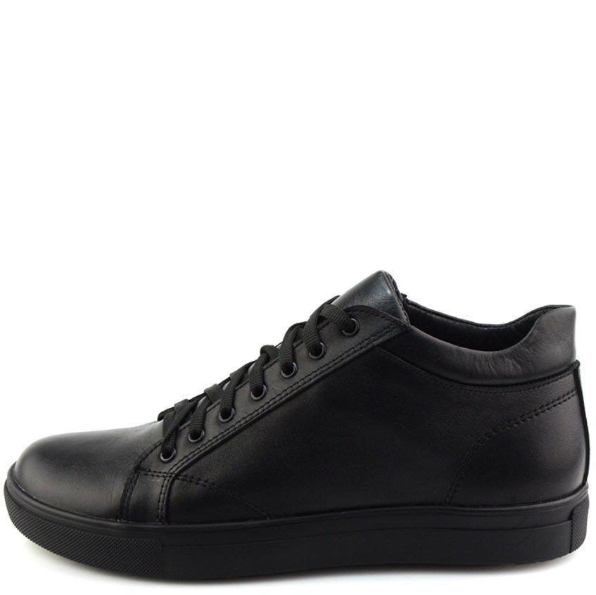 Ботинки зимние VanKristi 655 NS22 Skin Чёрные