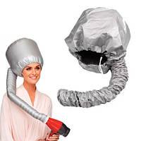 Шапка термо-колпак для сушки волос феном, 102204