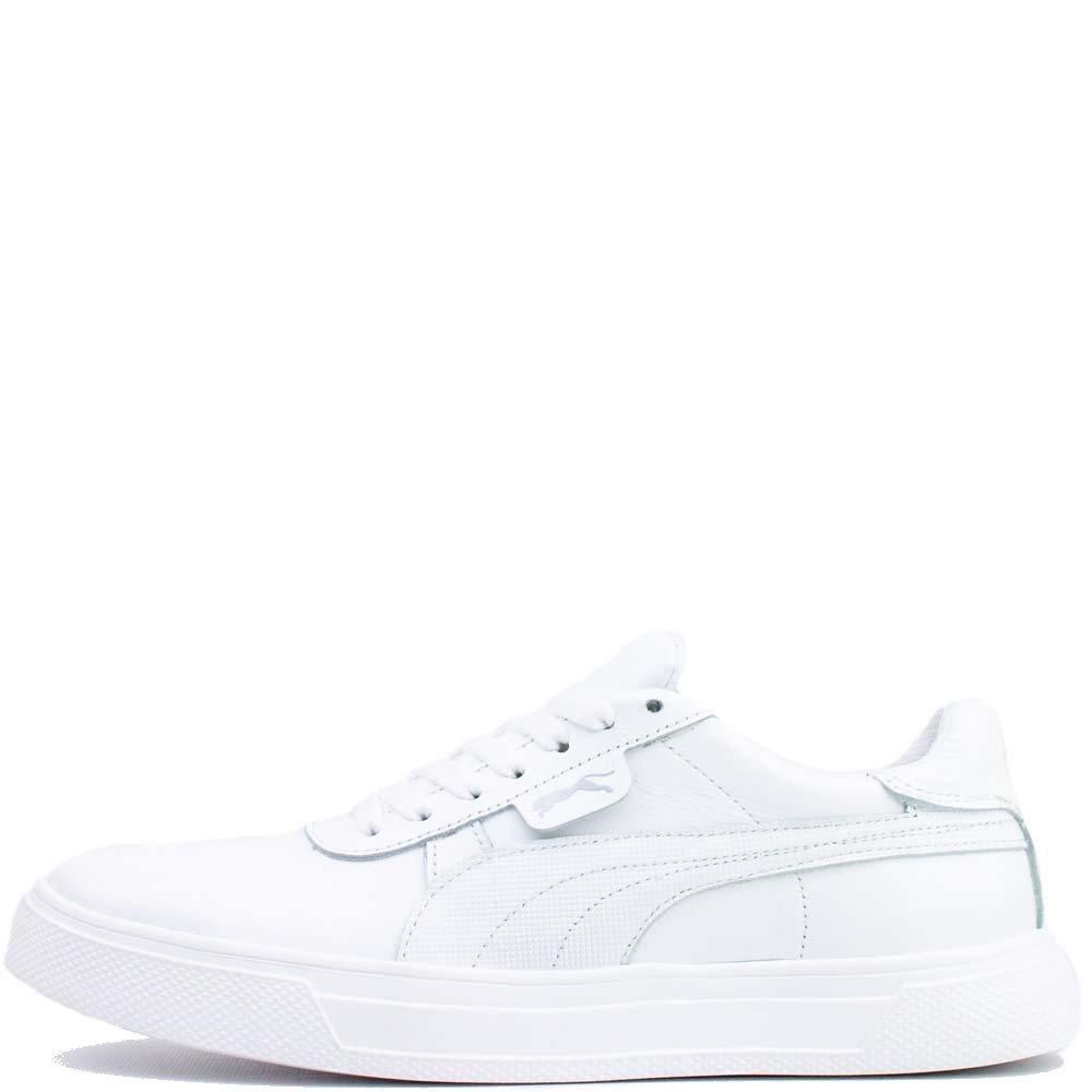 Кеды Multi-Shoes FENTY М 578666 Белые