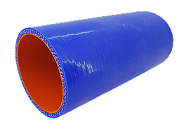 Патрубок турбины КамАЗ Евро (ТКР 7Н-1) d 56 х L 100 Силикон (7403-1118278)