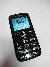 Мобільний телефон Sigma mobile Comfort 50 Slim червоний б.у.