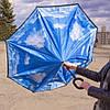 Одноцветный зонтик Umbrella UpBrella, фото 7