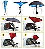 Одноцветный зонтик Umbrella UpBrella, фото 10