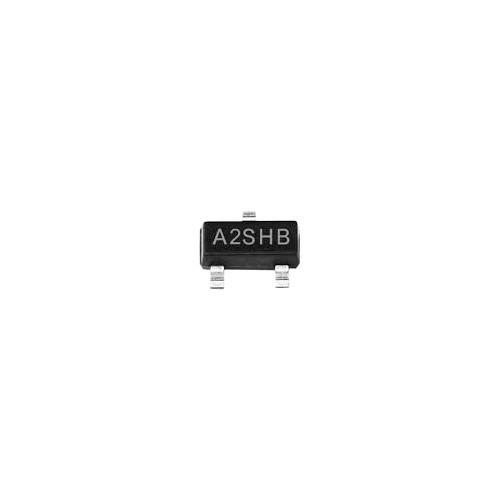 Чип SI2302DS A2SHB SI2302 SOT23, транзистор MOSFET N-канальный 20В 2.3А, 105057