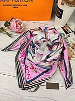 Шелковый платок Louis Vuitton Луи Витон ЛВ