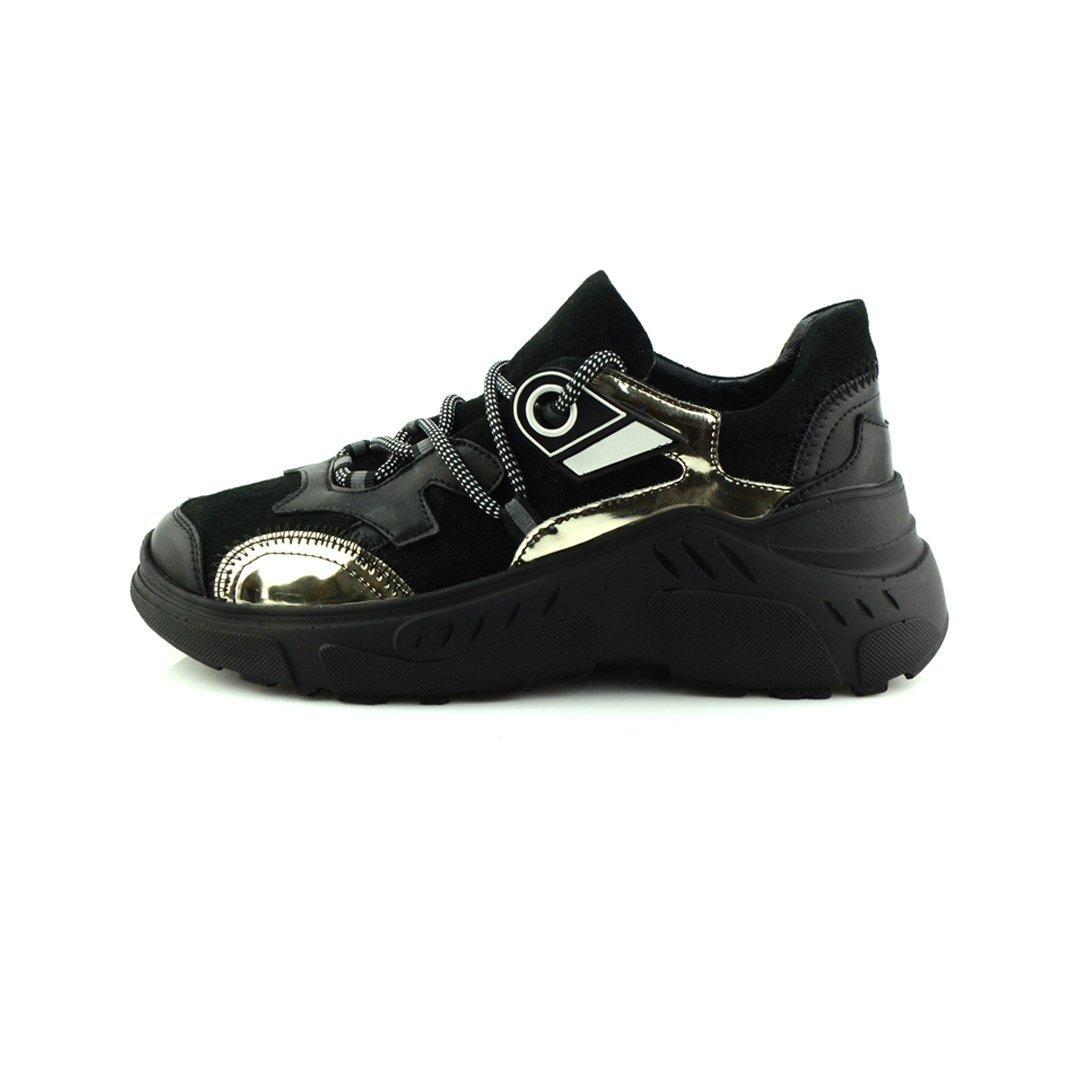 Кроссовки Ando Borteggi 251 NSU2 559193 черные
