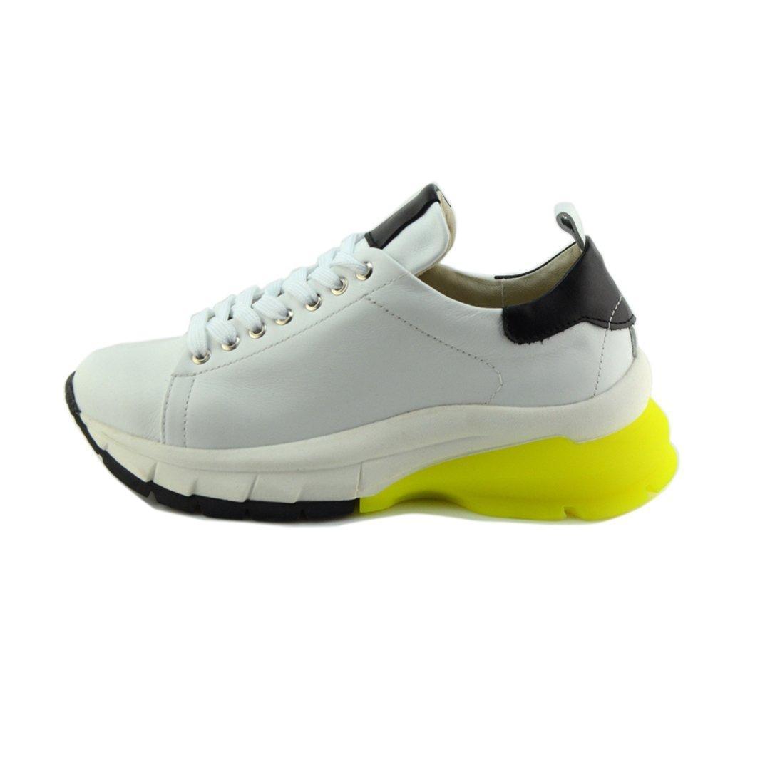 Кросівки Ando Borteggi 304 VH2 559292 білі