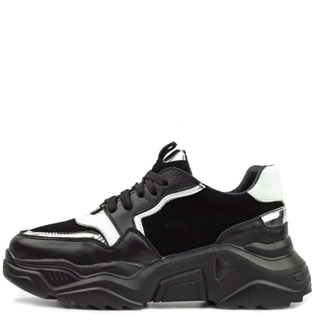 Кросівки Anri De Collo 662 TT2 560406 чорні