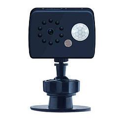 Мини камера с датчиком движения и записью с ночным виденьем MD20, видеорегистратор с записью на флешку 30 дней