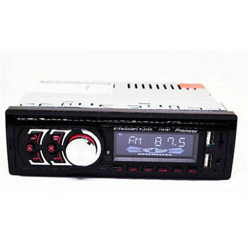 Автомагнітола 1DIN MP3-1781BT RGB/Bluetooth