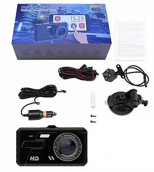 Видеорегистратор A11 с сенсорным дисплеем 1080 Full HD