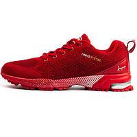 Кросівки BaaS 860-8 М 560536 червоні, фото 1