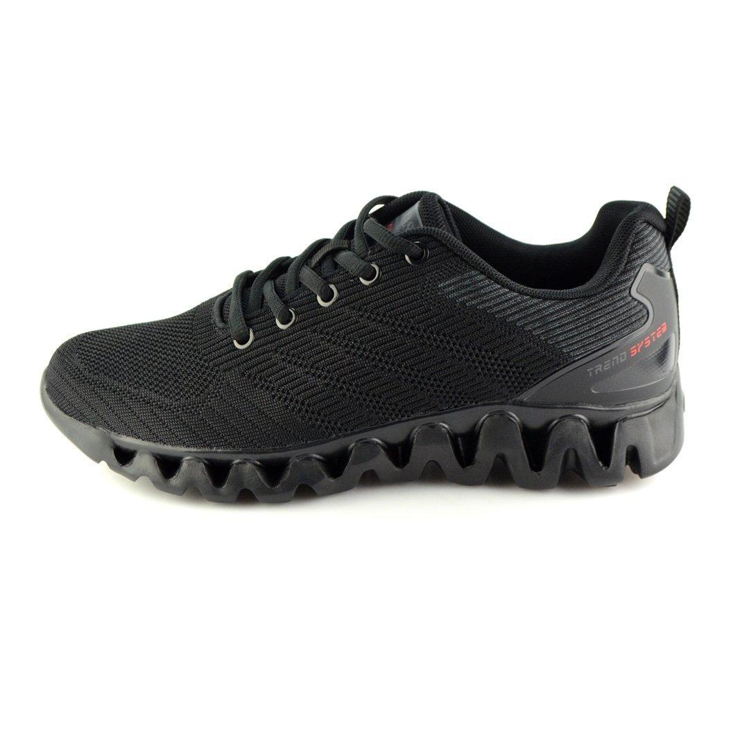 Кросівки BaaS 869 Trend Run Чорні 560134