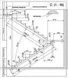 Проектирование, изготовление металлических, деревянных лестниц, фото 4