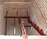 Проектирование, изготовление металлических, деревянных лестниц, фото 2