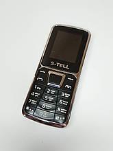 Мобильный телефон S-tell S1-07B black б.у.
