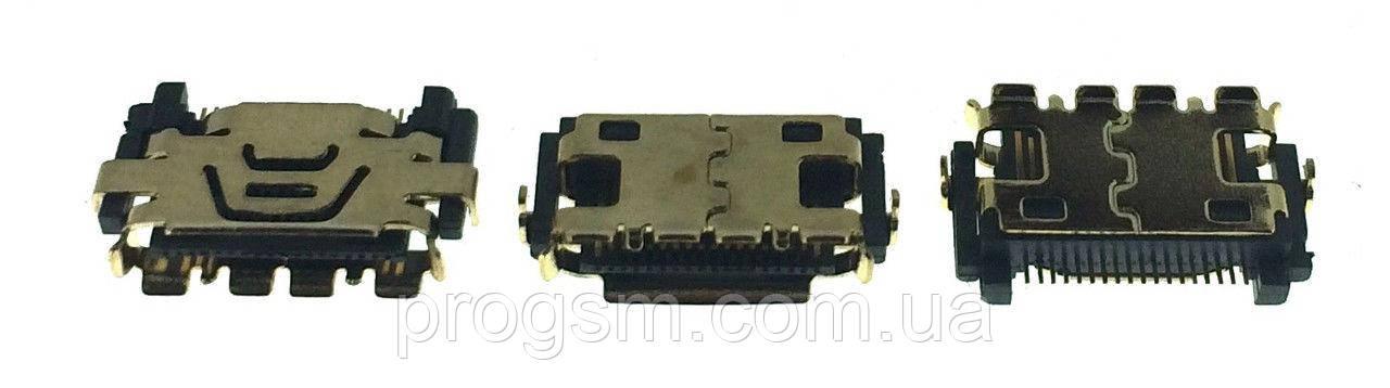 Разъем зарядки LG E970 Optimus G, KP500, KC560, KC780, KC910