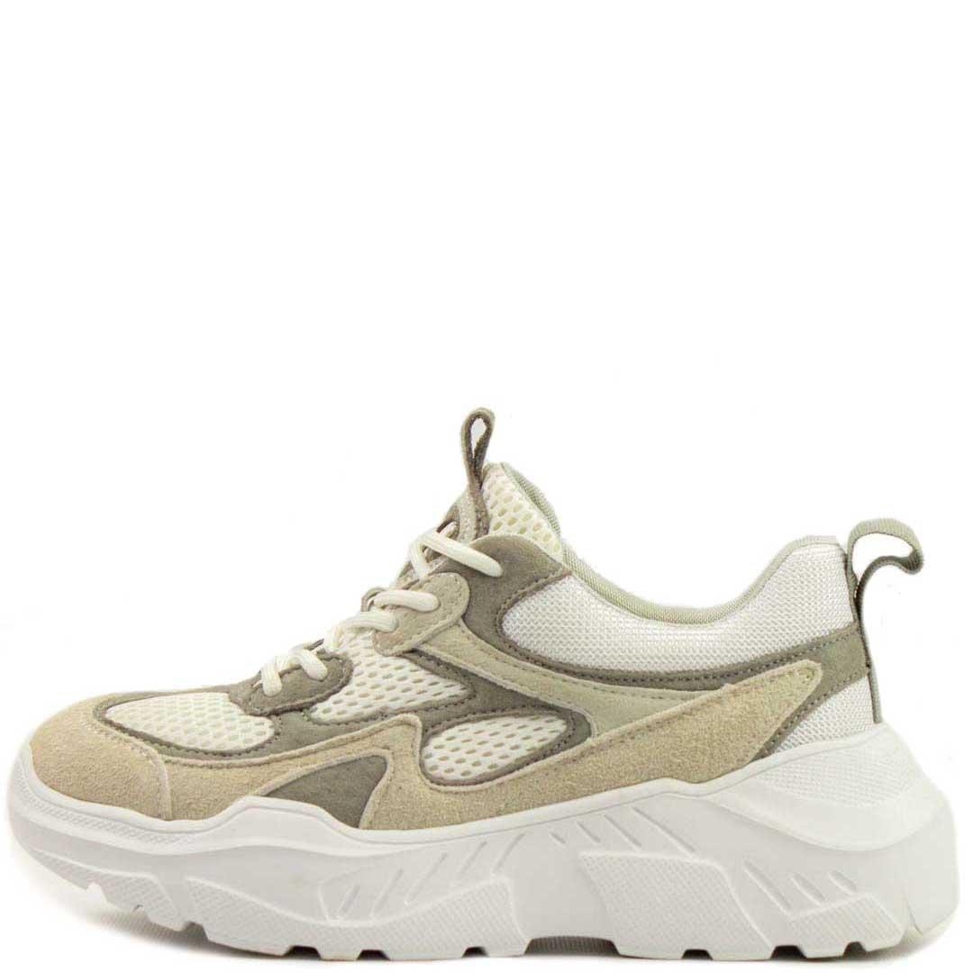 Кросівки жіночі Allshoes 50061 Good 560422 сірі