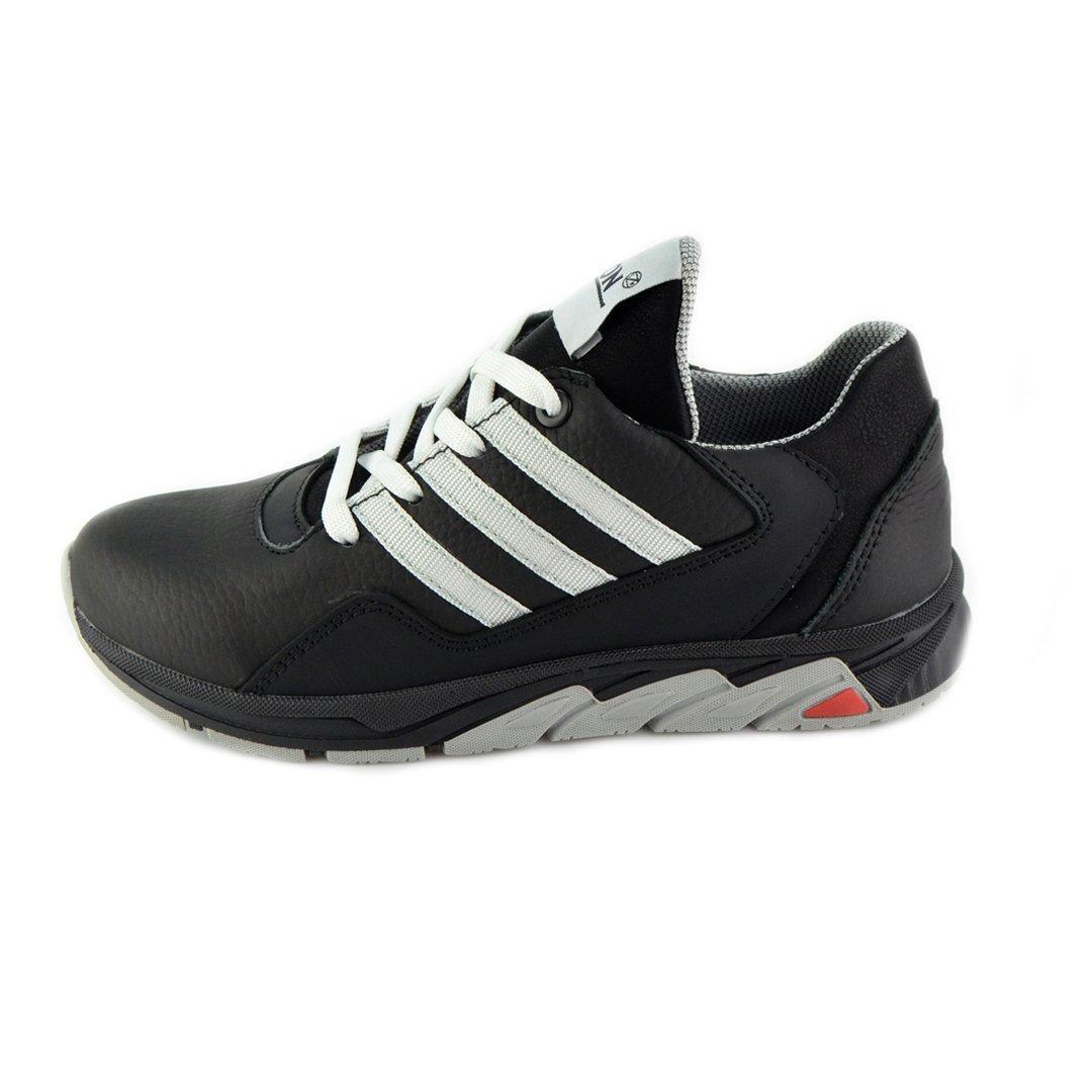 Кросівки підліткові SAV 307 SeZoN 560105 чорні