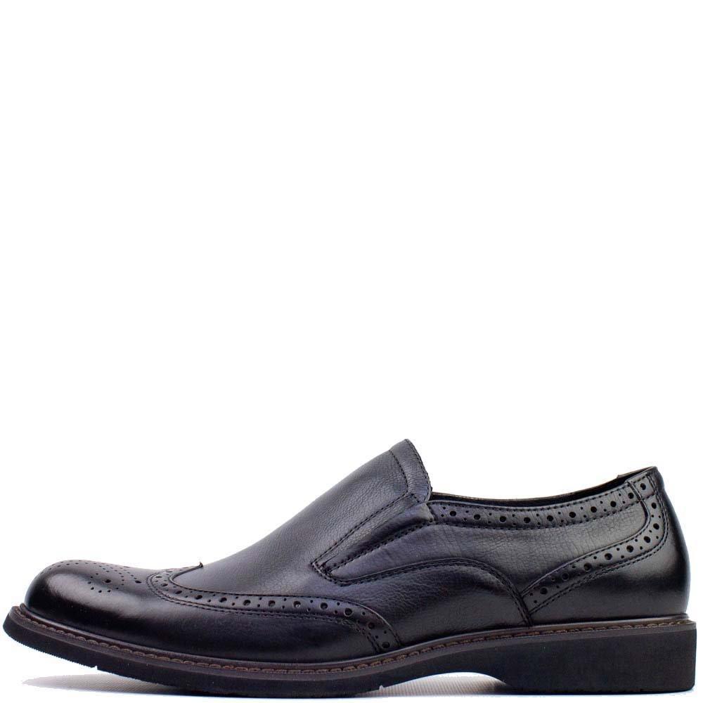 Туфлі Boss Vik 20602 М 578708 Чорні
