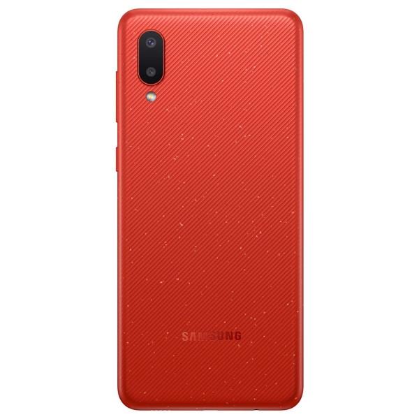 Смартфон Samsung Galaxy A02 32GB Red