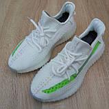 Кросівки розпродаж АКЦІЯ останні розміри 750 грн Yeezy Boost 350 коралові 36й(23см),39й(25см) копія люкс, фото 6